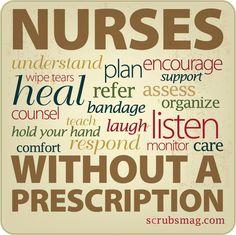 What Nurses do every day. #thankyou