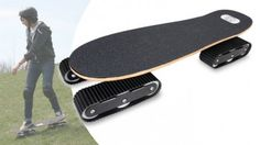 All terrain skate-board! Well, that really rocked us! (repin)