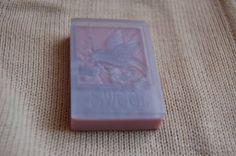 """Hand-made soap """"Lavender evening"""". flavor """"J'adore"""". 52 g."""