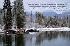 Quote by John Greenleaf Whittier  Image ©MK McClintock