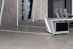 The shuttered concrete range has been created for the ultra modern industrial living space. These versatile tiles are available in three muted contemporary colours, four sizes and matching mosaics.   Fantastic for large open spaces, but can also be used in kitchens, bathrooms, hallways etc.   They are precision cut porcelain so you can lay them without grout lines.