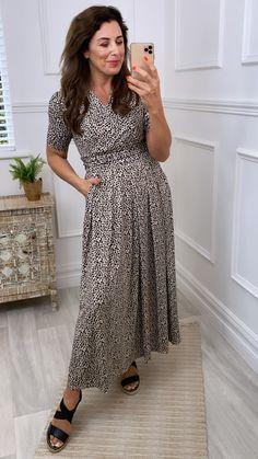 Beige maxi dress, maxi dress, summer maxi dress, animal print dress, beige dress