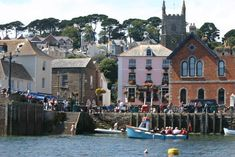 Fowey, Cornwall....one of the most beautiful places!
