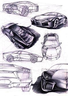 Lamborghini Reventon II by SoloMiaa on deviantART