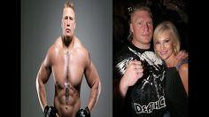 Brock Lesnar Wife Sable -  2016