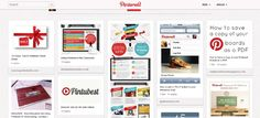BBC: How to use Pinterest in education I think this is an interesting one considering we are creating our own pinterest board for the course. :)Pau