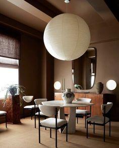 Architectural Digest, Table Vintage, Hamptons House, Dining Room Design, Dining Rooms, Interiores Design, Decoration, Furniture Design, Room Decor