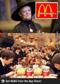 I see what you did there Hogwarts