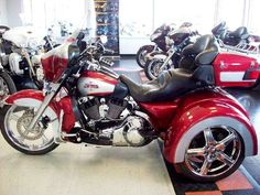 Nice Harley trike !