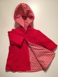 Wool Coat, Originals, Raincoat, Pure Products, Fabric, Handmade, Jackets, Etsy, Vintage