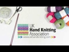 How To Increase 1 Knitwise - YouTube