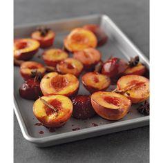 Baked peaches #tasteofsummer