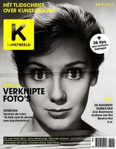Kunstbeeld #09-2014  #collage #szetaker #photography #cover #kunstbeeld #art