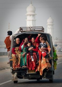 Family Travel in India