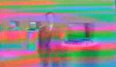 """Pastel-Hued, Hazy, Pixelated: """"The Allure of Lo-Fi Living!"""" † #vhs #video…"""