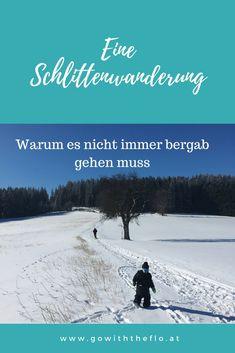 Eine Winterwanderung am Oberneukirchner Berg inklusive Teufelskanzlei | GoWithTheFlo Skiing, Inspire, Mountains, Nature, Travel, Ski Resorts, Outdoor Adventures, Mountain Climbing, Hiking Trails