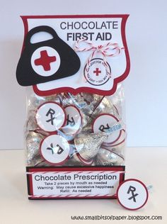 Chocolate First Aid