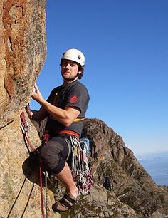 Mountain Climbing.  Because manly men get vertical.  And they have awesome grip strength.