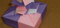 Want to make a next-level origami gift box? This video tutorial presents a complete, step-by-step overview of how to make a hexagonal sonobe paper gift box using origami, the traditional Japanese folk art of paper folding. For more information, and to get started making your own paper cubes, watch this arts-and-crafts guide.