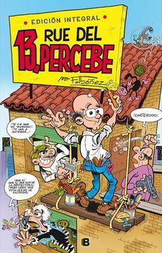 Edición integral de una de las mejores creaciones de Francisco Ibáñez, una serie que 36 años después de su última página publicada sigue manteniéndose como un auténtico icono del cómic nacional.
