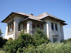 A R T: SOS Casa Manciulescu din satul Cioranca, jud. Buzau
