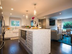 Suburban Style on a Budget: The Property Brothers Work Some Reno Magic | Property Brothers | HGTV