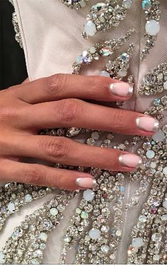 PRITI NYC for Bridal Fashion Week Spring/Summer 2016 - - NAILS Magazine