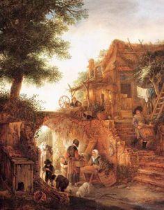Ostade, Adriaen van (1610-1685)