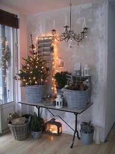 Lovely simple Xmas decoration