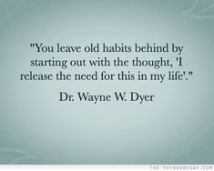 Wayne Dyer Quotes, Inspiration, Love and Books! Wayne Dyer Books, Wayne Dyer Quotes, Positive Life, Positive Thoughts, Positive Quotes, Meaningful Quotes, Inspirational Quotes, Motivational Quotes, Cool Words