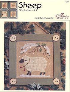 Sheep - Cross Stitch Patterns & Kits (Page 2) - 123Stitch.com