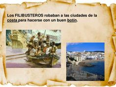 VOCABULARIO: GRUMETES: DIFERENTES PIRATAS: