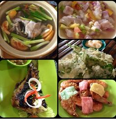 SuTuKil means sugba or grill, tula or making soup, kinilaw or raw fish salad cebuano term cebu