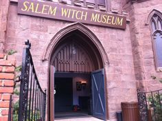 Salem Witch Museum in Salem, MA