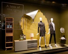 John Lewis Windows 2015 Fall, London – UK » Retail Design Blog