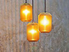 Lampada a sospensione in alluminio JOSEPH SMALL Collezione Joseph by EOQ | design Michael Young