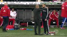 Josep Guardioli wściekł się na sędziego w Pucharze Niemiec • Trener Bayernu Monachium nie wytrzymał • Bayern vs Borussia • Zobacz >> #bayern #bayernmunich #guardiola #football #soccer #sports #pilkanozna