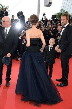 Marion Cotillard in Dior Couture #Cannes