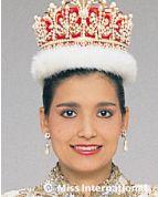 Miss International 1985: Venezuela - Nina Sicilia