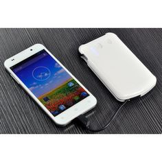 High Capacity 6000mAh Li-Polymer Portable Power Bank with ultra slim design. Never let your gadgets run out of juice again! http://www.chinavasion.com/china/wholesale/Cheap_Mobile_Phones/Cell_Phone_Accessories/High_Capacity_Power_Bank_Ninja_-_6000mAh_Flashlight_Ultra_Compact/