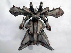 custom nightingale for ground war heavy support.