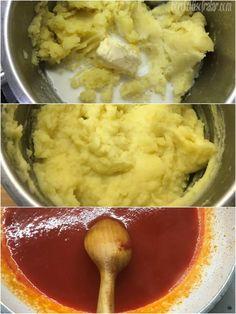 Hasan Paşa Köftesi – Bereketli Sofralar Mashed Potatoes, Cauliflower, Salsa, Vegetables, Ethnic Recipes, Food, Whipped Potatoes, Smash Potatoes, Cauliflowers