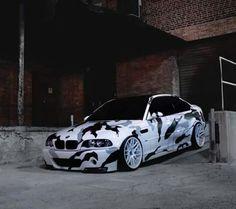Share the post Carros Bmw, Bmw M Series, Car Tuning, Car Wrap, Bmw Cars, Future Car, Bmw E46, Motor Car, Cool Cars