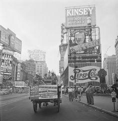 Times Square en 1947