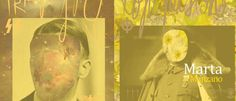 Dictadores por Marta Manzano @MartaGCD. Collages.