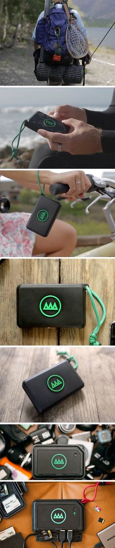 So what exactly is the Gnarbox? Think of it as your all-in-one solution to pretty much every photography/videography and editing woe. This rugged device allows you to store every image and video you capture in full resolution (RAW and 4K) to a single rugged disk. The Gnarbox isn't a hard-drive, it's a remote computer. With the Gnarbox, you can immediately and professionally edit photos AND videos on the go, without a laptop. BUY NOW!