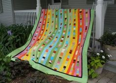 scraps, rants + recipes: Quilt To Give Sew Along