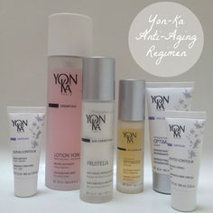 Yon-Ka Skincare is an amazing line from Paris, France. We their products in all of our services