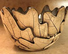 Small Oak Leaf Bowl 153