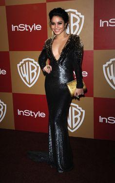 Inspiring red carpet look of Vanessa Hudgens#celebrity #fashion #style